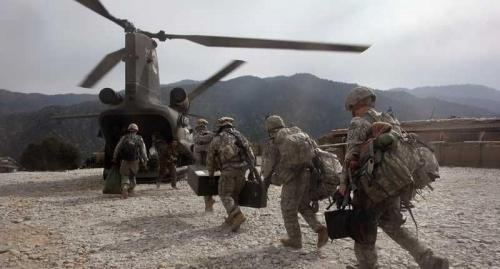 Photo of بعد سوريا.. ترامب يقرر إنسحاباً كبيراً من أفغانستان