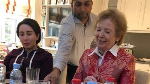 Photo of أول رد من رئيسة إيرلندا السابقة على اتهامها بالمساعدة في التستر على ابنة حاكم دبي
