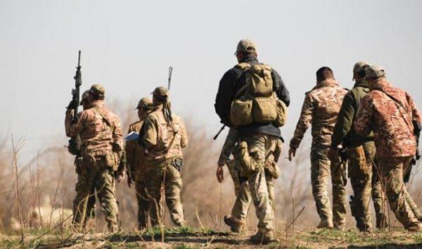 Photo of إصابة ارهابي في عملية دهم للحشد جنوب بلد