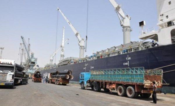 Photo of النقل تبحث مشاريع البرنامج الحكومي ونسب الانجاز  المتحققة في الموانئ العراقية