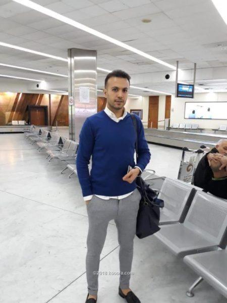 Photo of ميلاد نوري يلتحق بتدريبات الزوراء