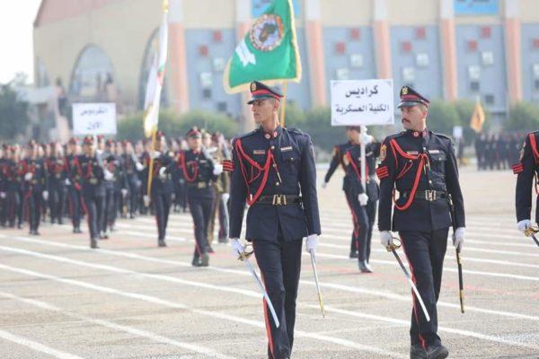 Photo of بالصور.. الاستعراض العسكري للجيش العراقي في ذكرى تأسيسه ال 98