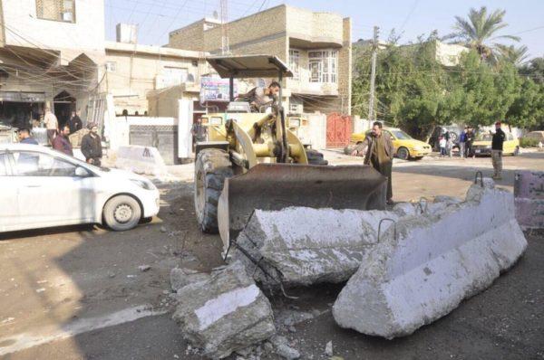 Photo of أمانة بغداد : افتتاح (6) شوارع في بغداد