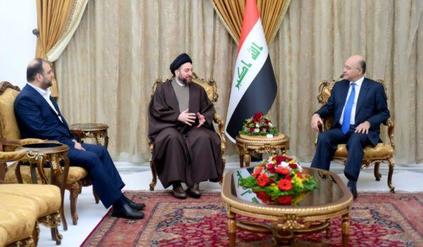 Photo of رئيس الجمهورية يؤكد ضرورة العمل بروح وطنية لتحقيق تطلعات العراقيين