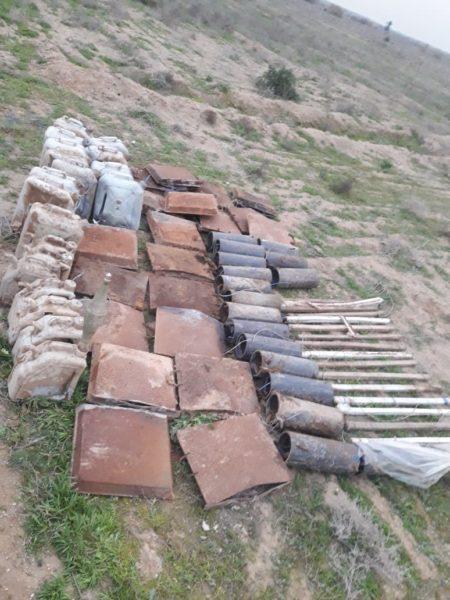 Photo of الاستخبارات العسكرية تستولي على كدسين للعبوات في الكرمة