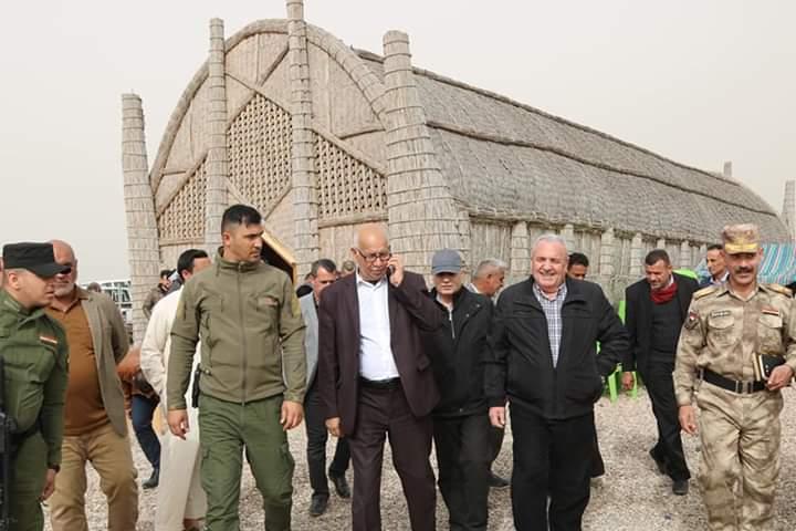 Photo of وزير الموارد المائية يؤكد ارتفاع نسبة اغمار هور الحويزة الى اكثر من 90 %