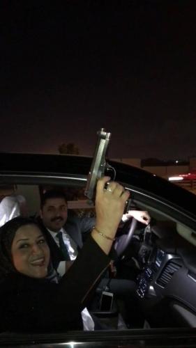 Photo of الجميلي ترد على إطلاقها النار: أنا امرأة عشائرية