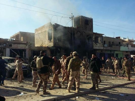 Photo of الإعلام الامني: إستشهاد وإصابة 17 شخصاً بينهم عناصر أمن