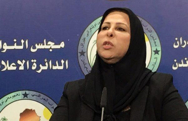 Photo of نائبة: تدعوا السلطتين التنفيذية والتشريعية الى تحرير القطاع التجاري