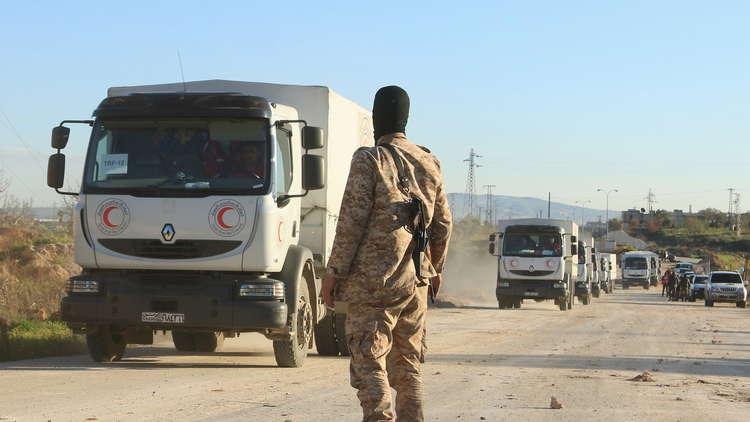 "Photo of صحيفة بريطانية: قطع مساعدات دولية عن إدلب بعد سيطرة ""هيئة تحرير الشام"" على المنطقة"