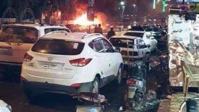 Photo of عاجل.. انفجار سيارة مفخخة شمالي الموصل
