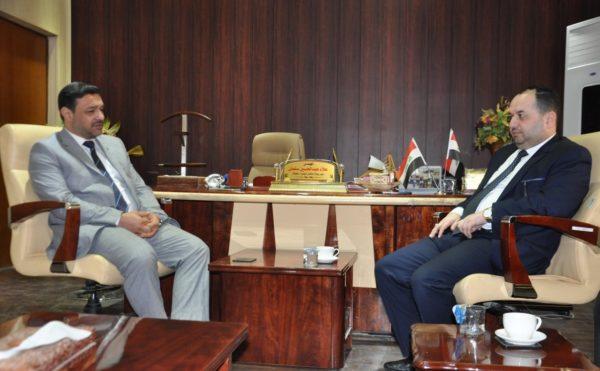 Photo of جمال المحمداوي: العراق امام تحديات اعادة الاعمار و الاستثمار هو الاولوية
