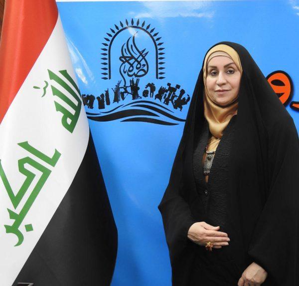 Photo of التميمي تعزي الشعب العراقي باستشهاد أبطال من سرايا السلام