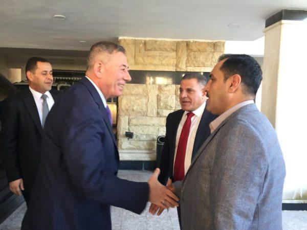 Photo of رئيس كتلة تحالف المحور الوطني النيابية يستقبل سفير الاْردن في العراق ويبحث معه العلاقة بين البلدين