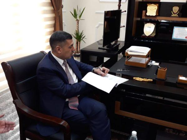 Photo of محافظ البصرة يعلن تشكيل لجنة لتحويل الاجراء اليوميين الى عقود