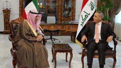 Photo of رئيس مجلس القضاء الأعلى يستقبل رئيس مجلس الامة الكويتي