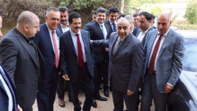 Photo of عبد المهدي يجتمع مع وفد الوطني الكردستاني لبحث ملف وزارة العدل