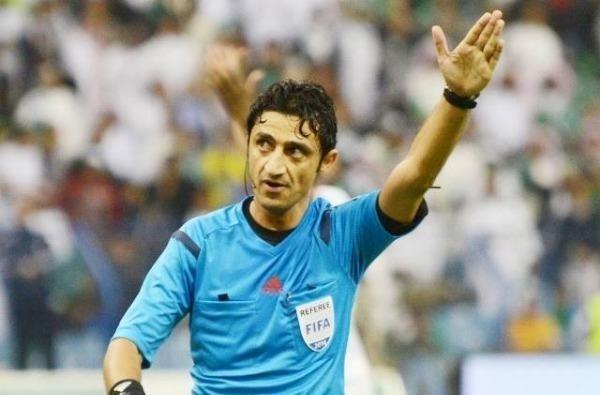 Photo of صافرة عراقية لإداراة مباراة عربية دولية