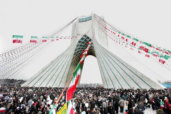 Photo of إيران.. إنطلاق احتفالات الذكرى الأربعين للثورة الإسلامية
