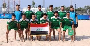 Photo of شاطئية العراق تودع بطولة آسيا بعد خسارته أمام سلطنة عمان ضمن منافسات المجموعة الرابعة