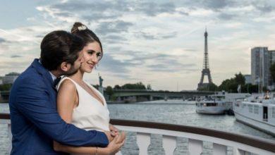 Photo of بعد باريس… إليكم صور الزفاف الثاني لنجمة الحب الحقيقي!