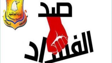 Photo of مفتش عام الداخلية يمنع بيع عقار لمواطنة مقيمة في أمريكا بمستمسكات ثبوتية مزورة