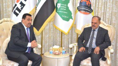 Photo of السفير التونسي في العراق ونقيب الصحفيين يتفقان على تسهيل دخول الصحفيين العراقيين لتونس وتخفيض رسوم التأشيرة