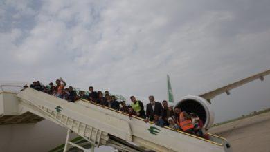 Photo of مطار بغداد : يقيم  جولة استطلاعية وترفيهية لأطفال مؤسسة البيت العراقي للإبداع