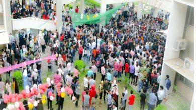 Photo of جامعة بغداد تلغي حفلات التخرج.. والطلبة يهددون بالاعتصامات