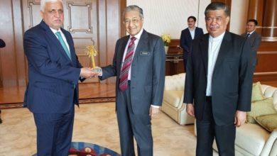 Photo of الفياض في ماليزيا ورئيس وزرائها قريبا ببغداد
