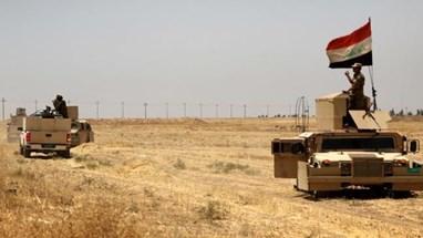 Photo of إستنفار أمني عراقي على الحدود مع سوريا