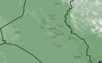 Photo of الاحد.. امطار غزيرة تشمل 3 محافظات عراقية