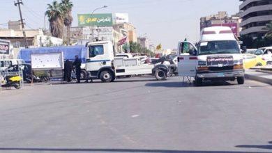 Photo of المرور تعلن قطع عدد آخر من الشوارع في بغداد