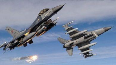 """Photo of سلاح الجو التركي يدمر اهدافاً للـ """"بي كا كا"""" شمالي العراق"""