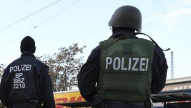 Photo of ألمانيا تعتقل 10 للاشتباه بتخطيطهم لهجوم إرهابي