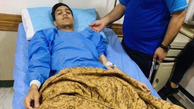 Photo of بحاجة إلى الراحة لثلاثة أيام عملية جراحية ناجحة للاعب القوة الجوية كرار نبيل