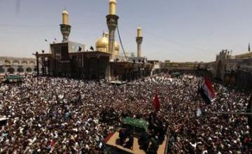 Photo of في تظاهرة ليس لها مثيل.. ملايين المؤمنين يحيون ذكرى إستشهاد الإمام الكاظم (عليه السلام)