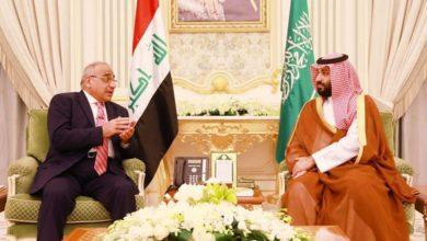 Photo of وزير الصناعة والمعادن يحضر جلسة مباحثات دولة  رئيس الوزراء مع ولي العهد السعودي في الرياض