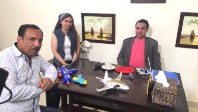 Photo of أيمن قنديل يبدأ تصوير المسلسل العراقى الرحلة 69