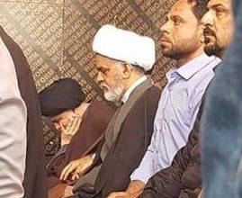 Photo of عاجل.. زعيم التيار الصدري يحضر صلاة الجمعة في مسجد الكوفة