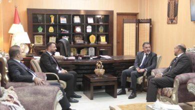 Photo of وزير العمل يستقبل النائب سعد الخزعلي ويبحث معه الخدمات التي تقدمها الوزارة