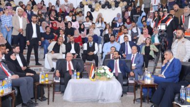 Photo of بالصور.. رئيس مجلس النواب يزور جامعة بغداد
