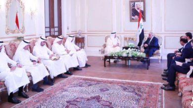 Photo of بالفيديو.. عبد المهدي يستقبل امين عام منظمة مجلس التعاون الخليجي