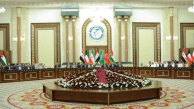 Photo of البيان الختامي لمؤتمر قمة بغداد لبرلمانات دول جوار العراق