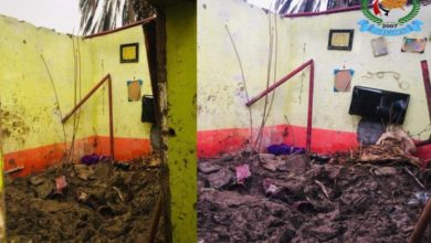 Photo of ذي قار.. وفاة طفل وإصابة 3 من أشقائه بسقوط سقف منزلهم جراء الأمطار