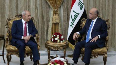 Photo of صالح لبري: ثوابت العراق تتجسد بانفتاحه نحو عمقه العربي وجواره الاسلامي