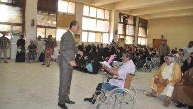 Photo of العمل تواصل فحص المشمولين الجدد من ذوي الاعاقة المحالين الى اللجان الطبية