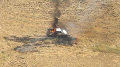 Photo of بالصور.. جهاز مكافحة الارهاب ينفذ عملية انزال في وادي حوران