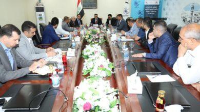 Photo of وزير الاتصالات يلتقي الشركات المزودة لخدمة الكيبل الضوئي FTTH