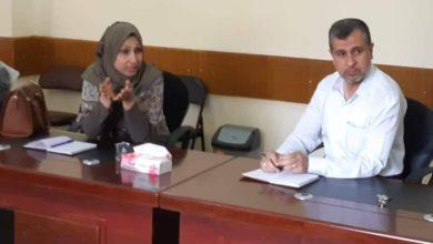 Photo of وزارة العمل : تسعى الى فتح استعلامات مركزية لدوائر الوزارة في محافظة النجف الأشرف